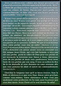 Examine ton coeur - tract evangeliste