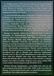 swahili 2